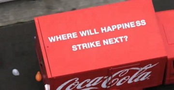 Coca-Cola Experiential Happiness