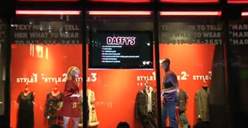 Daffy's Fashion Night Out Experiential Event