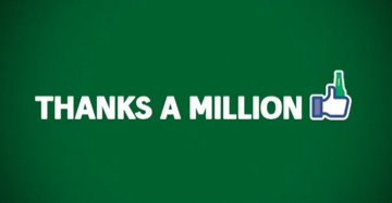 Heineken are making social media real