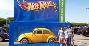 Hot Wheels Experiential Campaign