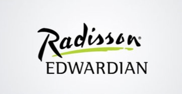 Radisson Edwardian are using QR codes on their menus