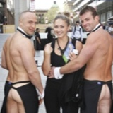 Carr's Naked Butlers