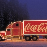 The Coca-Cola truck goes experiential