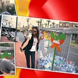 Coca-Cola recycling Facebook check-in campaign