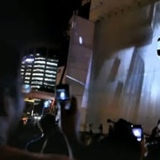 Hyundai's impressive projection installation