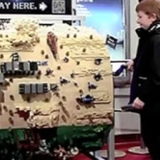 Lego Star Wars Experiential Campaign