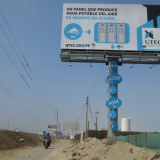 Clear Channel creates a billboard that extracts water