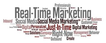 Getting closer to your customers with real-time marketing