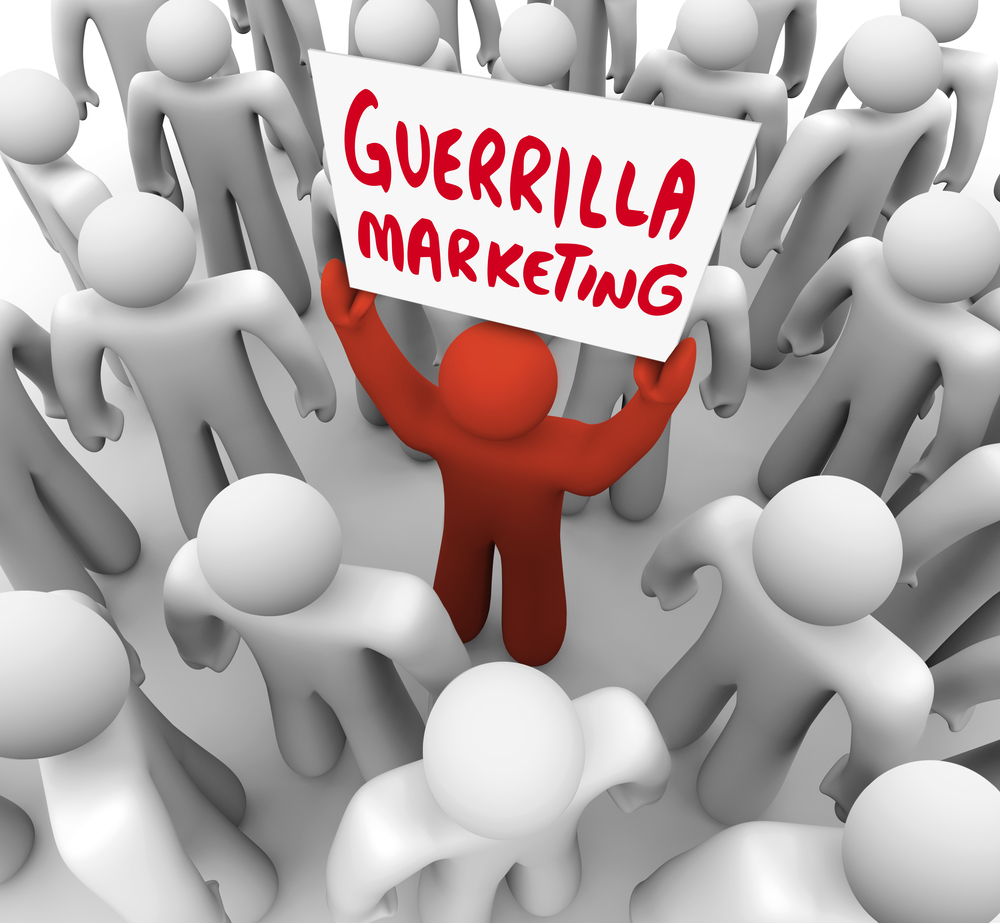 3 Basic Steps for Planning Guerrilla Marketing Schemes