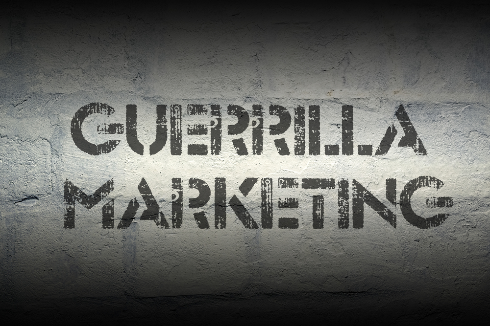 Is it Time to Embrace Guerrilla Marketing in Your Company?