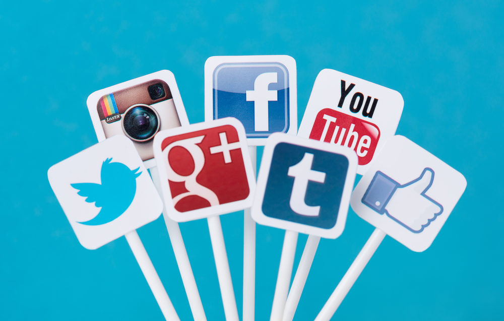 How to build your brand by being social