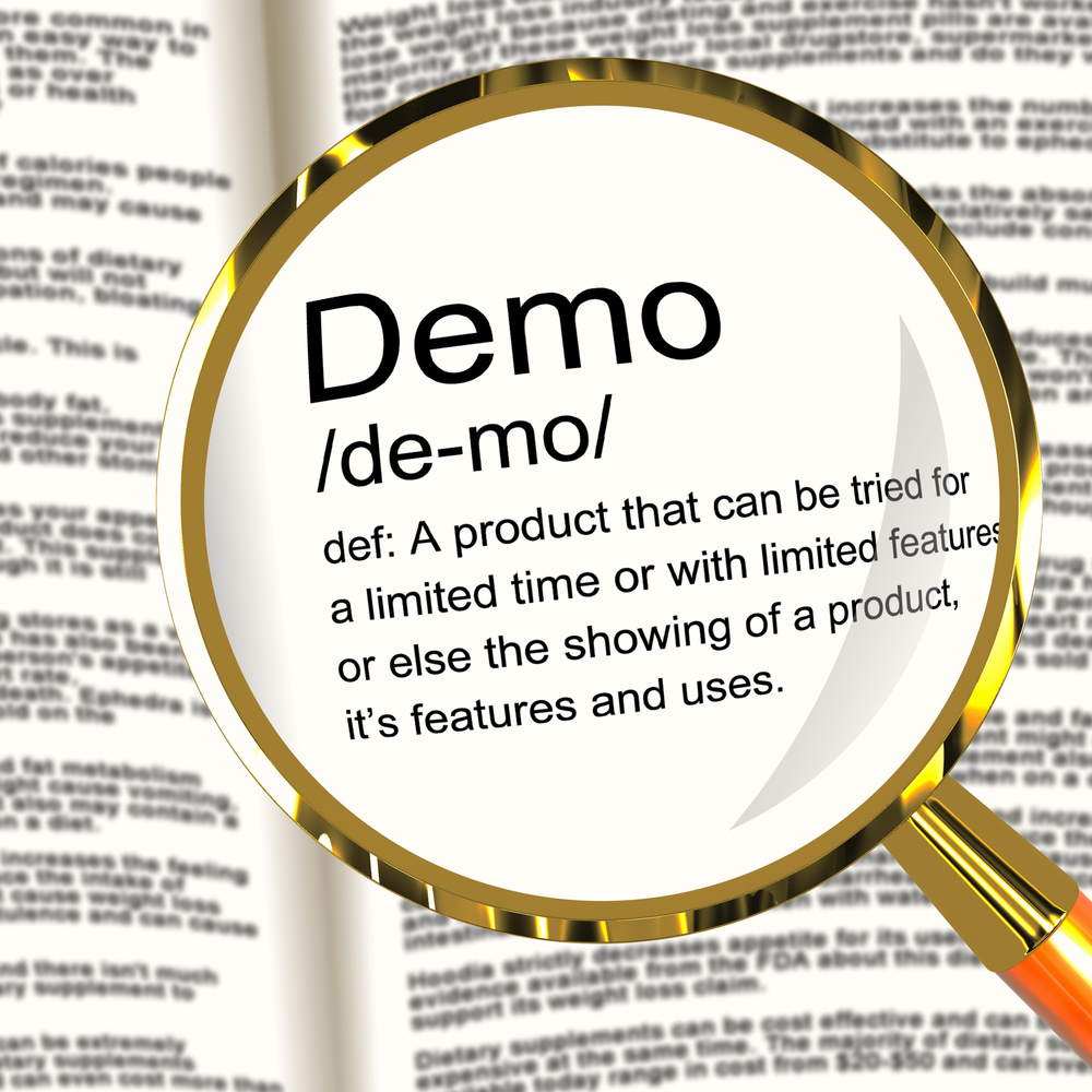 How to make your product demo stand out
