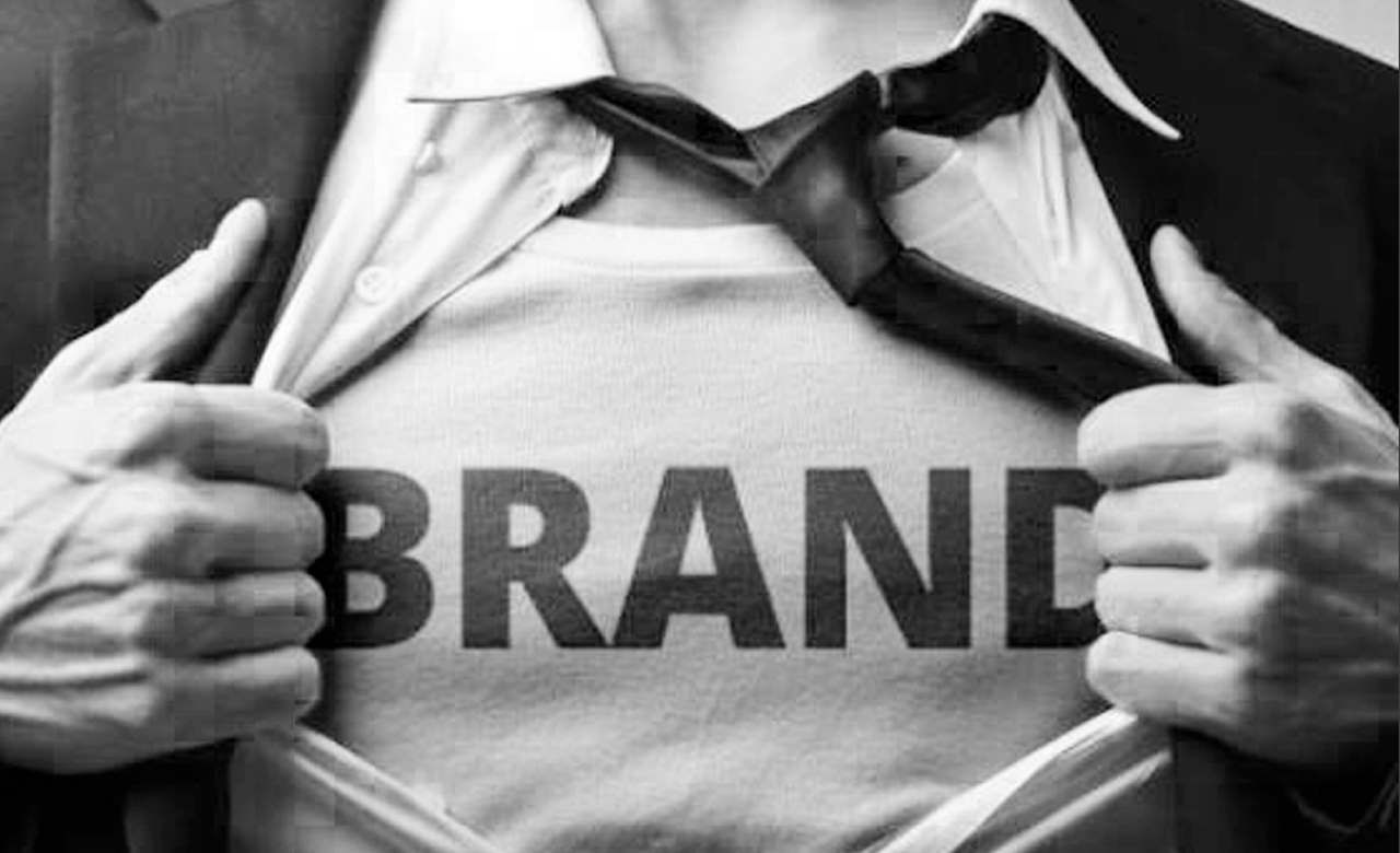The difference between 'brand' and 'branding'