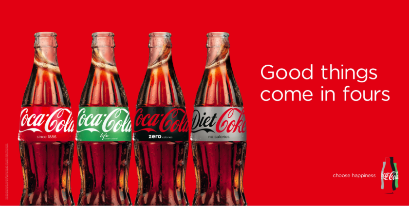 Coca-Cola Celebrates Its Biggest Marketing Campaign in 5 years